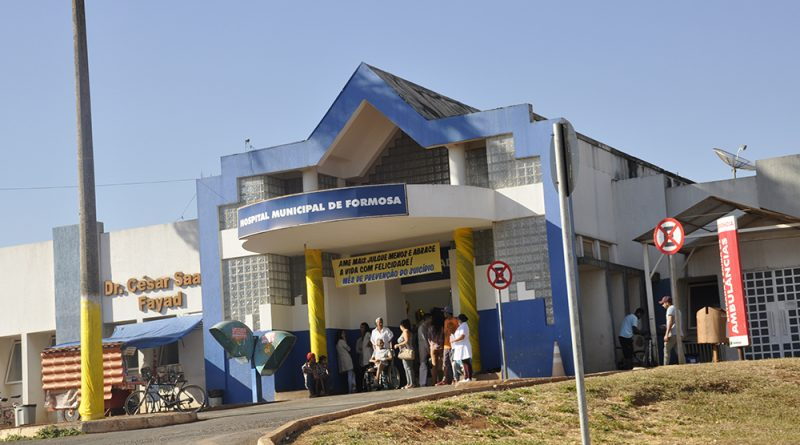 Hospital de Formosa já é do Estado