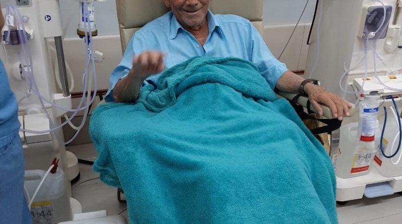 Em Campos Belos continuam as mortes de quem precisa da hemodiálise