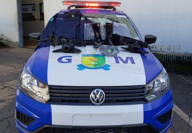 GM de Formosa recebe investimento e passará a utilizar armas de fogo