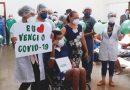 Paciente deixa Hospital de Formosa curado da Covid-19 depois de quase dois meses