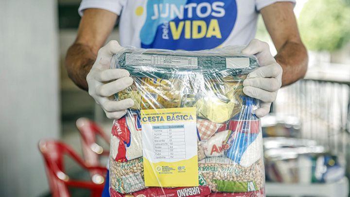 Poucos empresários de Formosa e região se prontificam a doar cestas básicas para necessitados