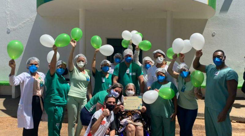 Aumenta o número de altas por covid no Hospital de Formosa