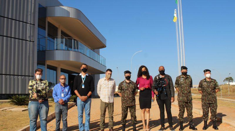 Comandante do Forte Santa Bárbara em Formosa convida imprensa para encontro